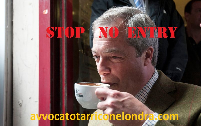 Ukip leader Nigel Farage sips coffee at local cafe Moulin Rouge during his party's referendum Brexit Battle Bus tour in Kingston, London. PRESS ASSOCIATION Photo. Picture date: Tuesday June 14, 2016. See PA story POLITICS EU Farage. Photo credit should read: Lauren Hurley/PA Wire